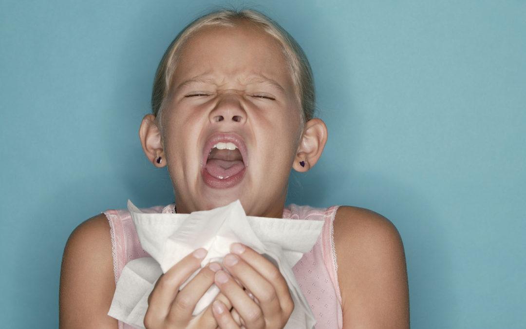 Aire acondicionado y alergias