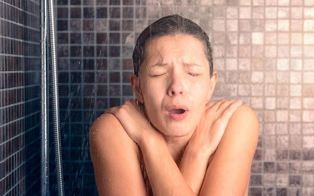 Me he quedado sin agua caliente!!