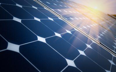 Limpieza y mantenimiento de placas solares