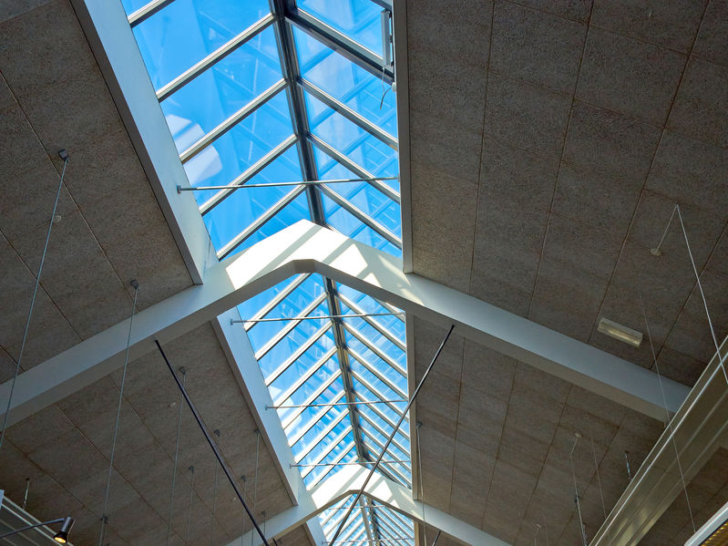 Placas solares transparentes: la última revolución