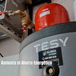 Aerotermia Aumenta el Ahorro Energético
