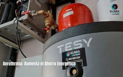 Aerotermia: Aumenta el Ahorro Energético