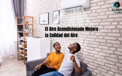 El Aire Acondicionado Mejora la Calidad del Aire