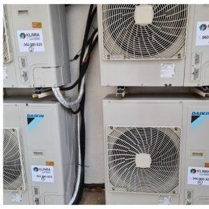 instalacion aire acondicionado para ahorro en gandia