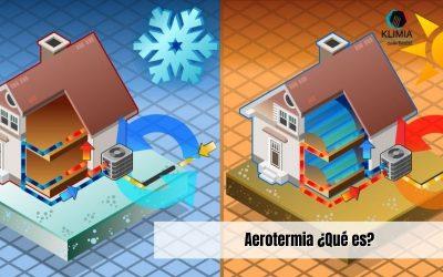 Aerotermia ¿Qué es?